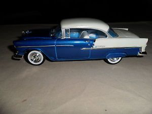 Built Model Car for Parts Junkyard or Diorama Only 1955 Chevy Bel Air 2 Door