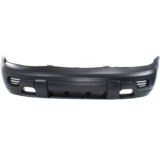 New Bumper Cover Facial Front Primered Chevy Chevrolet Trailblazer 2009 88937008