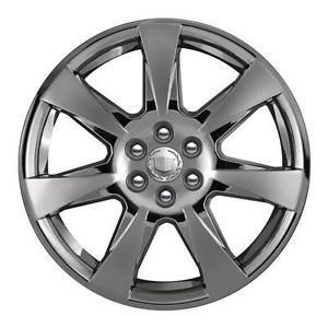 "2010 2011 Cadillac SRX 20"" Chrome Wheel"