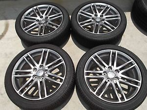 "18"" Scion TC Factory Wheels Tires Rims XB Toyo 69599A"