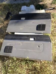 1979 1980 1981 1982 1983 Toyota Pickup Truck 20R 22R Door Panels Accessories
