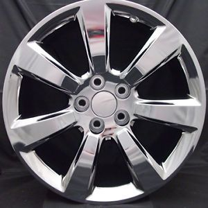 19'' Acura ZDX Chrome Wheel Rims 2010 2011 2012 with Caps 71795