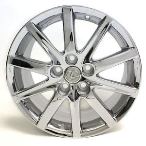 "17"" Lexus GS300 gs350 Chrome Wheel Rim Factory 74185"