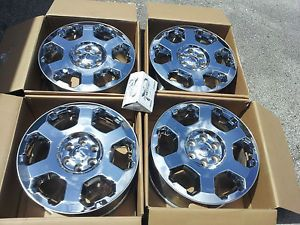 2004 2013 Ford Expedition F150 Chrome Limited Factory Stock 20 Wheels Rims