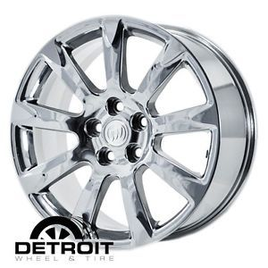 "Buick Lacrosse Regal 19"" Chrome Wheels Rims 4097"