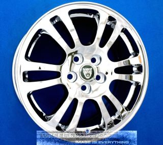 Jaguar s Type Kronos 17 inch Chrome Wheel Exchange Stype 17""