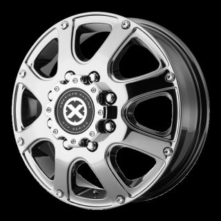 17 inch Chrome Wheels Rims 2011 2012 Chevy Chevrolet Silverado 3500 Dually 8x210