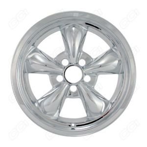 Ford Mustang Chrome Wheel Skins 17 inch 1994 2004