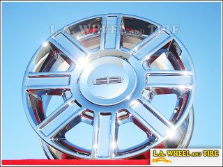 "Lincoln Town Car 17"" Chrome Wheels Rims Exchange"