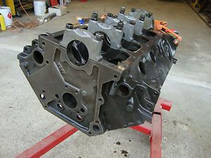 1968 Mopar 340 Block 1 8 68 Dodge Plymouth Small Block Engine Standard Bore
