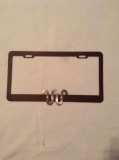 King Ranch License Plate Frame