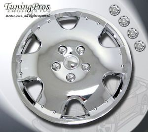 16 Inch Hubcap Chrome Wheel Rim Covers 4pcs Style Code 720 16 Inches Hub Caps