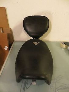 Harley Road King Rider Backrest