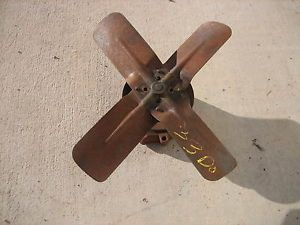 1932 1932 1934 Plymouth Dodge Engine Motor Fan and Water Pump