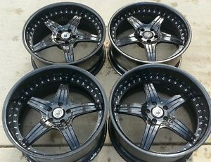 "20"" asanti AF156 Mercedes CLS S550 Bentley GT Rims Wheels HRE Iforged ADV1 DPE"