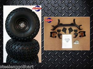 EZGO Golf Cart Wheels and Tires