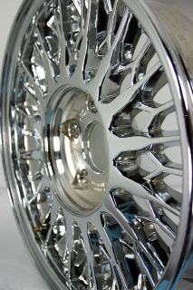 "Chrome 16"" Lincoln Mark Series Cougar Wheel 3232"