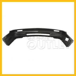 92 94 95 Oldsmobile Eighty Eight Royale LS LSS Front Bumper Cover Primered Black