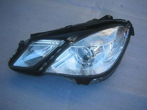 Mercedes E350 E Class Front Lamp Halogen Headlight 10 2011 2012 E320 Factory