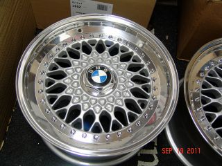 BBs RS Wheels Rims BMW E9 E24 E28 E30 535i 635CSI M3 M5 M6 2800CS 3 0CSI 3 0CSL