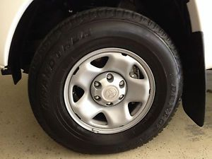 Set 4 Toyota Factory Tacoma Wheels Dunlop AT20 Tires 245 75 R16 Take Offs TPMS