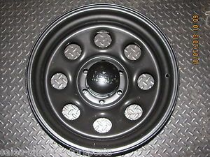 Black Rock Wheels 17 x 9 6x139 7mm 997 Type 8 997796045 Set of 4