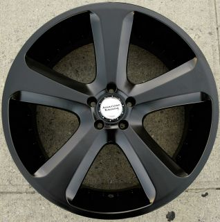 American Racing Circuit 22 x 9 5 Black Rims Wheels Ford Explorer 4 Door 5H 30