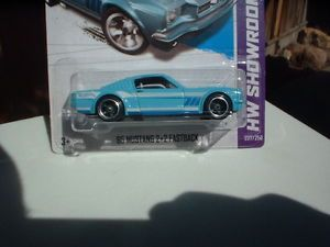 Hot Wheels 65 Mustang Fastback