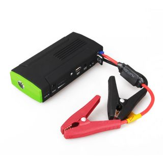 Portable Mini Auto Car Jump Starter Jumper Booster Battery Charger Emergency 12V