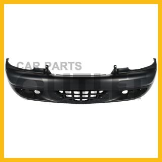 02 05 Chrysler PT Cruiser F Bumper Cover Primed Assembly Replacement w Fog Hole