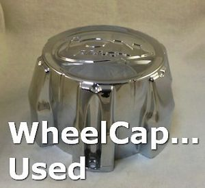 Ion Wheels Chrome Custom Wheel Center Cap Caps C101711