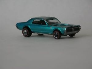 Vintage Redline Hot Wheels Original Sweet 16 Custom Cougar