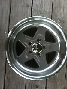 "American Racing Wheels Torq Lite 15"" Ford Mopar New in Box"