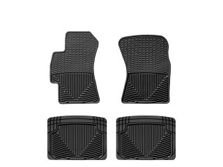 Weathertech® All Weather Floor Mats 2005 2009 Subaru Outback Black