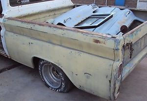 1960 1961 1962 1963 1964 1965 1966 Chevy Truck Short Bed