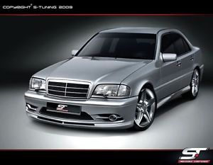 Mercedes C W202 1993 2001 AMG Look Full Body Kit