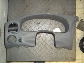 07 11 Ford Ranger Instrument Cluster Speedometer Bezel Cover Dash Panel