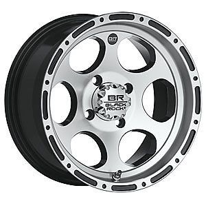 Black Rock 100M270421 ATV Revo Series 100 Wheel