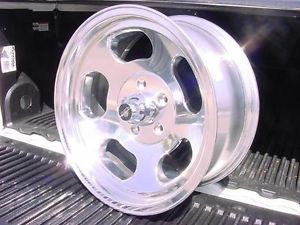 Et Style Slot's 15x8 GM GMC Chevy Truck Ansen Wheels American Racing