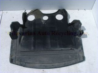 Body Misc Engine Splash Shield 1999 2000 2001 BMW 330i E46 Engine Lower Cover