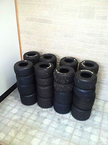 Go Kart Racing Tire Set Bridgestone YLC