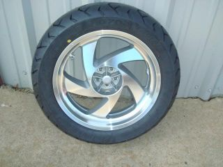 Used Take Off Honda GL1800 Goldwing Rear Tire Wheel for 2001 2013 Bridgestone