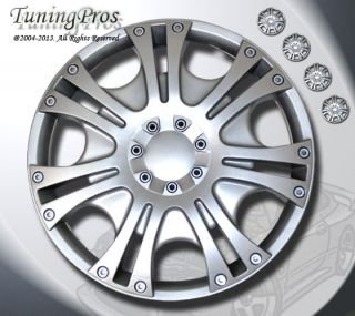 "14"" inch Hubcap Wheel Cover Rim Covers 4pcs Style Code 009 14 inches Hub Caps"