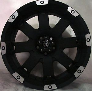 "4 20"" ATX Wheels Rims Charger Challenger Explorer 350Z G35 AX185"