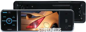 "Soundstorm Indash 4 3"" Touch Screen Monitor Car DVD  CD USB Player Bluetooth"