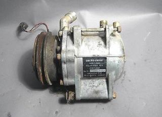 BMW E30 Seiko AC Compressor 3 Wire R 12 84 91 318i 325E 325IS M3 E28 528E 535i