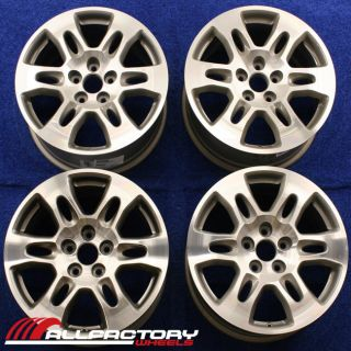 "Acura MDX 18"" 2007 2008 2009 07 08 09 Factory Rims Wheels Set of Four 71759"