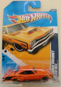 Hot Wheels 69 Dodge Coronet Super Bee