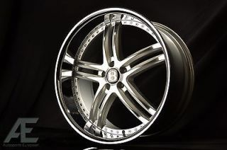 22 inch Bentley Continental GT GTC Flying Spur Wheels Rims and Tires Silver
