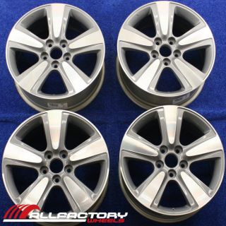 "Acura MDX 18"" 2010 10 2011 11 2012 12 Factory Wheels Rims Set 4 Four 71793"